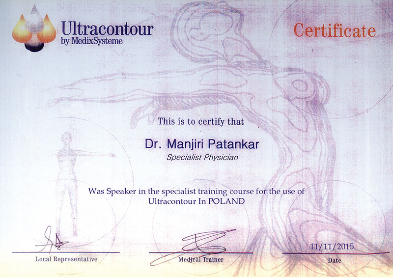 ultracontour certify