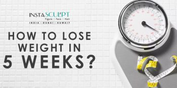 How to lose weight in 5 weeks?