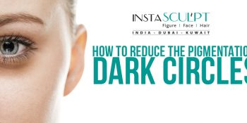 How to reduce the pigmentation – dark circles